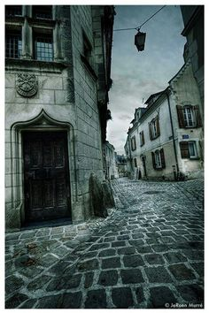 Anger Street, France / Posed by. Art , Craft & Architecture