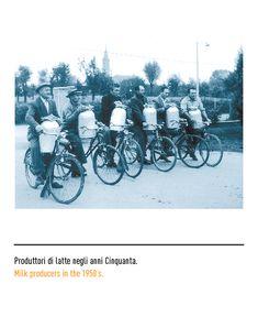 Marchio Granarolo - Produttori di latte negli anni Cinquanta Latte, Logo, Museum, Italia