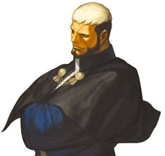 beard black hair blonde hair facial hair goenitz highres male focus multicolored hair nona official art snk solo svc chaos the king of fighters two-tone hair - Image View - Game Character Design, Character Design Inspiration, Character Art, King Of Fighters, Valkyria Chronicles, Art Of Fighting, Hero World, Multicolored Hair, Fantasy Concept Art