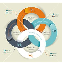 Set elements of infographics vector by Success_ER on VectorStock®