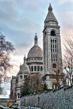 Sacré Coeur, Paris - France