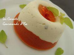 Tomate-mozzarella revisitée version Flexipan
