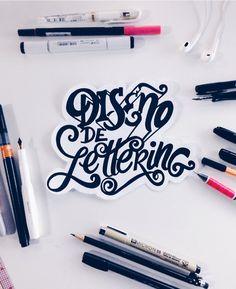 Este 3 de septiembre estaré impartiendo Diseño de #lettering en @chavondiseno de septiembre 3 a Octubre 8. Acompáñame y conoce a profundid...