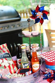 Father's Day Grillin' Gift Ideas + Fun Shopping Video | @kimbyers TheCelebrationShoppe.com  #fathersday #dadgifts #daddysday