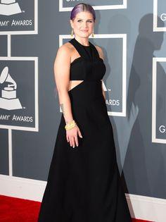 Kelly Osbourne in Paule Ka, Grammy Awards 2013