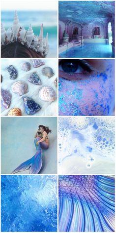 """aesthetics-is-art: """"Blue Mermaid Aesthetic """""""