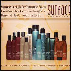 Surface hair!!!