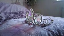 CUSTOM Rapunzel Tangled Tiara Crown doll Cosplay Adult Disney Princes replica