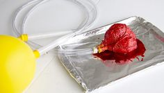 If you& looking for a cool, inexpensive science fair project, try making a working model of the human heart. By using some common household items, you can easily complete this project with less .