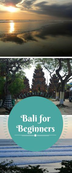 Bali for beginners - A Perth girl goes to Bali, Indonesia for the first time