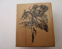 23 fairy wood stamp - Google Search