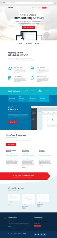 Beautiful template with interesting colors and layout.