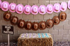 Snacks, games, decorations and party favors for young horse lovers.