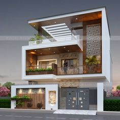 Design Discover Top 30 Modern House Design Ideas For 2020 Modern Exterior House Designs Dream House Exterior Modern House Design Modern House Plans Modern House Facades Cool House Designs Bungalow House Design House Front Design House Outside Design