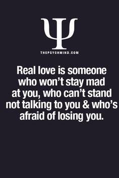 thepsychmind: Fun Psychology facts here! Psychology Fun Facts, Psychology Says, Psychology Quotes, The Words, Physiological Facts, Afraid To Lose You, Relationship Facts, Relationships, Love Facts