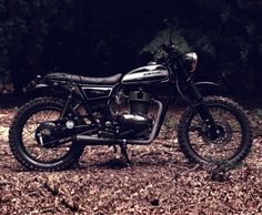 TR250 by Muttmotorcycles | Monday Mo. Co.
