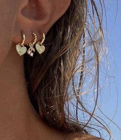 Ear cuffs no piercing Ear cuff earrings Ear cuff non pierced - Custom Jewelry Ideas Ear Jewelry, Cute Jewelry, Jewelry Accessories, Hipster Accessories, Summer Accessories, Fashion Accessories, Piercings Bonitos, Cute Ear Piercings, Tongue Piercings