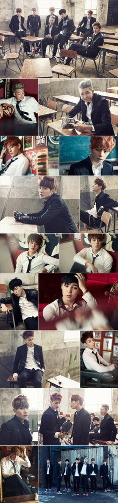 Bangtan Boys's Skool Luv Affair
