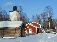 Church village, Boden