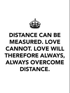 #Distance .. hardest thing ive ever had to deal with. I love you more than you will ever know. Love will always overcome distance..