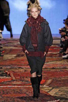 @Y-3 Autumn/Winter 2012-13 Women's Runway Look #Y3 #NYFW #runway