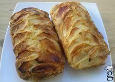 BIZCOCHOS DE MANZANA Y CANELA SIN GLUTEN (EN PANIFICADORA ZERO-GLU) Ingredientes (2 bizcochos con forma de chapata): 115 g. de yogur entero (yo 125 g. de yogur de soja) 125 g. de aceite de ...