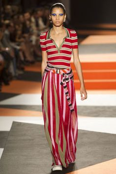 Missoni Spring 2016. See all the best looks from Milan Fashion Week: