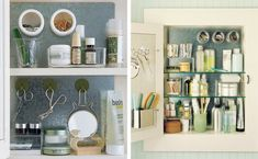 Tips for organizing your medicine cabinet (and making it pretty!)