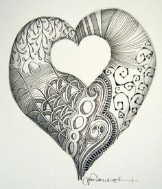 By Christina Vanderlist, Certified Zentangle