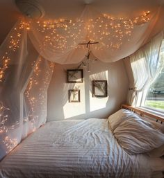 I love the lights!