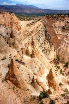 Tent Rocks - Outside Santa Fe, New Mexico