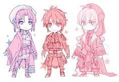 7 Sins, Sword Art Online, Boy Bands, Amazing Art, My Idol, Chibi, Fan Art, Manga, Artist