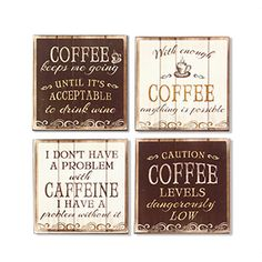 http://www.overstock.com/Main-Street-Revolution/Wood-Coffee-Coaster-Set-Set-of-4/9649951/product.html?refccid=Z2U5JE5QGXZITJCEAKI6YKSCYU&searchidx=0  Wood Coffee Coaster Set (Set of 4)