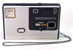 Kodak disc camera!