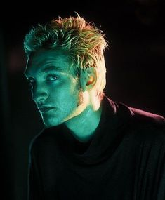 Layne Staley on the set of Grind videoclip