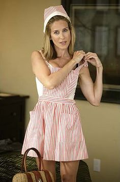 Candy Striper / Carrie / Sex and the City