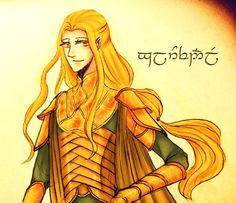 Glorfindel - He is flawless