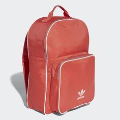 adidas Classic Backpack - Red | adidas UK