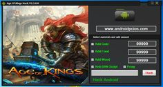 Age Of Kings Hack Android pin King App, Age Of King, Cheat Engine, App Hack, Age Of Empires, Test Card, Hack Online, Hack Tool, Text You