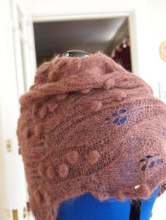 Halo PDF Scarf Cowl Hand Knitting Patterns by KnitChicGrace, $4.50