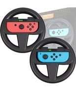 Orzly Steering Wheels [TWIN PACK] Compatible With Switch Joy-Cons - Pack... - $26.99
