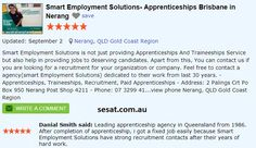 Smart Employment Solutions for 30 years the established leader in mechanic apprenticeship, carpentry apprenticeship, plumbing apprenticeship, QLD, NSW. Brisbane, Career, Success, Advice, Carrera, Tips