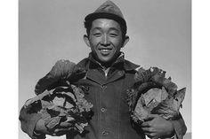 Ansel Adams' Japanese American Internment Camp Photos At MoMA. Japanese Farmer, Japanese American, Moma, Ansel Adams Photos, Maynard Dixon, San Francisco, San Diego, Black And White Landscape, Powerful Images