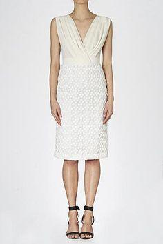 Short Dresses - Fresh As a Daisy Catherine Chemise