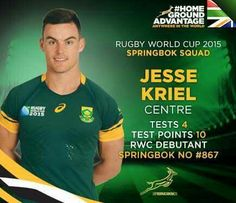 I Rugby World Cup, South Africa, Sports, Hs Sports, Sport