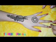 Unique Mehndi Design for Beautiful Hands Unique Mehndi Designs, Mehndi Designs For Hands, Mehandi Designs, Hand Henna, Beautiful Hands, Hand Tattoos, Youtube, Black, Black People