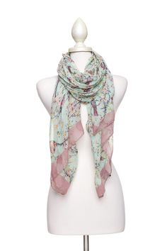 Dressing Your Truth - Type 2 Hummingbird Scarf