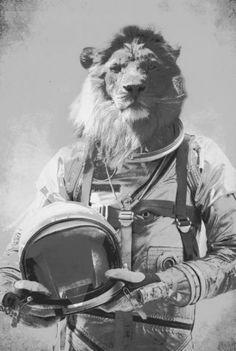 Space Lion~♛