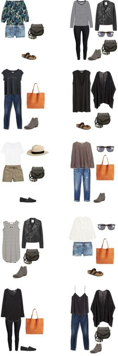 Packing list: 21 days in Ljubljana, Slovenia in May. What to Wear: Outfit Options 2 - livelovesara