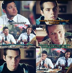 OMG... Supernatural and Teen Wolf mix!